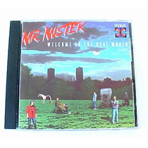 Mr. Mister - Welcome To The Real World Cd 1985 Import 80's