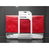 Funda Para Macbook Air 11 Pantone Roja