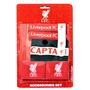 Liverpool Pulseras - Oficial Accesorios Fc Set De Pulsera