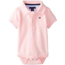 Tommy Hilfiger Bebé-niños Recién Nacidos Ivy Polo Body