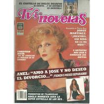 Revista Tv Y Novelas Núm.2 En La Portada Christian Bach