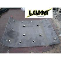 Placa Inferior Metalica Pata Compactadora Wacker, Respuesto