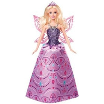 Barbie Mariposa Y La Princesa De Hadas Catania Doll