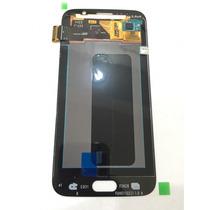 Display Samsung S6 Flat Blanco, Dorado O Negro.
