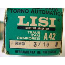 Boquilla Para Torno Automatico O Revolver Marca Lisi A42