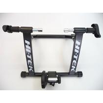 Base Bicicleta Rodillo Entrenador Estacionaria Hi Tek Mag