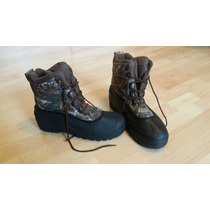 Botas, Zapatos Para Caseria, Camuflajeado.