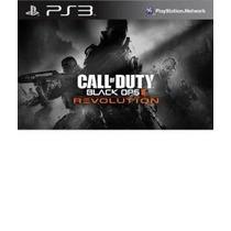 Call Of Duty Operaciones Negro Ii: Revolución Dlc - Ps3 [cód
