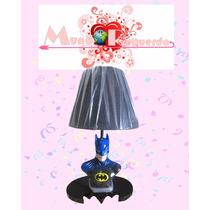 Lámpara Batman Infantil Centro De Mesa