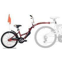 Weeride Pro-pilot Bicicletas Tandem Remolque