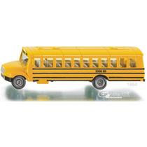 Siku Autobus Escolar 1/87 Diecast Metal / No Hotwheels