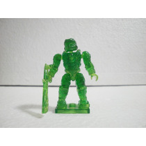 Mega Bloks Halo Spartan Ii Semi A/c Verde