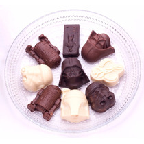 Jh Molde Star Wars Candy Molds By Vibrant For Star Wars