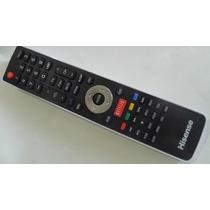 Hisense Control Directo Pantallas Hisense Con Boton Netflix