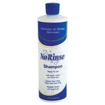 Sin Enjuague Shampoo - 16 Oz -3 Paquete