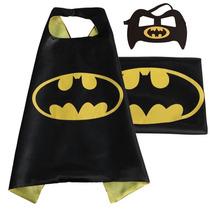 Kit De Capita Y Antifaz De Batman