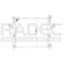 Radiador Jeep Comander 2009-2010 V6/v8 5.7 Lts Automatico