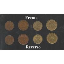 Colección De 4 Monedas Alemania Nazi Serie 2