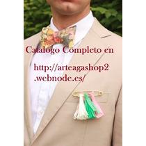 5 Modelos De Corbatas De Lazo Moño Y Pañuelo ( Envió Gratis)