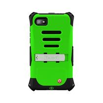 Trident Kraken Funda Protector Uso Rudo Blackberry Z10 Verde