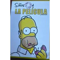 Pelicula Los Simpson Envio Gratis