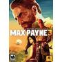 Max Payne 3 [código De Juego Online]
