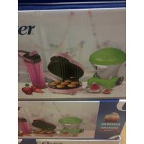 Maquina Para Hacer Raspados + Mini Cupcakes + Vaso