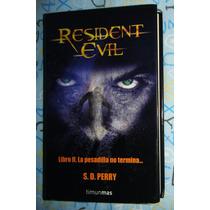 Resident Evil Inframundo Nemesis Código Verónica S. D. Perry