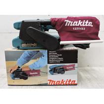 Lijadora De Banda Makita 9911,76mm X 457mm (3 X 18 )