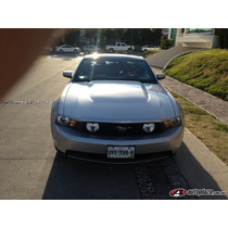 Ford Mustang 2012 2p Glass Roof Q/c Piel
