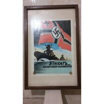 2da Guerra Mundial Litografías Originales Nazi