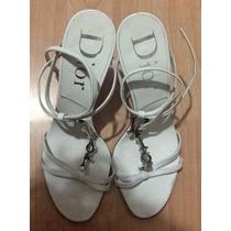 Padrisimos Zapatos Tacones Christian Dior Omd Originales!!