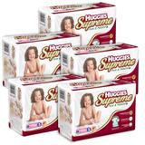 Caja De Huggies Supreme P&n E5 Niña 5 Paquetes - 180 Pañales