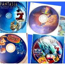 :: Disney Pixar :: Remate Dvds Originales Nuevos - Sueltos