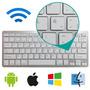 Teclado Bluetooth Inalámbrico Para Ipad Mac Pc Android Y Mas