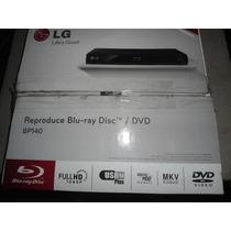 Reproductor Blu Ray Lg Bp140 Usb