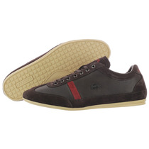 Lacoste Misano 22 -brown---tennis Casuales. Super Fashions