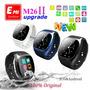 Smart Watch M26 Para Android E I.o.s A Prueba De Agua