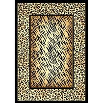 Tapete Minimalista African Adventure Leopard Leopard & Tiger