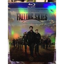 Falling Skies 2a Temporada Blue Ray + Código De Descarga