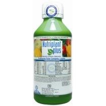 Nutriplant Plus Nutriente Foliar Para Plantas 1lt