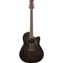 Guitarra Ovation Cs24p Celebrity Std. Plus Transparent Black