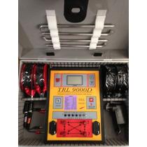 Detectores De Tesoros El Trl 9000 D Y El Garret 2500 Pro