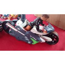 Max Steel Moto Se Combierte En Arma Sin Muñeco