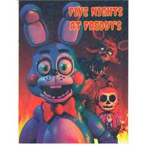 Libros Para Iluminar Para Tu Fiesta Five Night At Freddy´s
