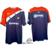 Jersey Toluca Under Armour 2012 Playera Original Diablos
