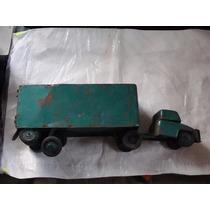 Camion De Lamina Antiguo Como Aparece En Las Fotos