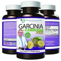 Certificados Por Las Píldoras Extracto Natural Garcinia Camb