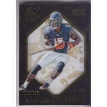 2014 Panini Black Gold Brandon Marshall Wr Bears /199