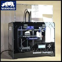Wanhao Dx4 Doble Extruso, Impresora 3d Chasis De Acero Y Dpp